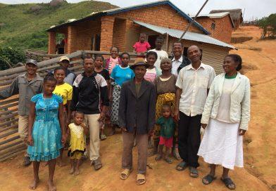 Aktuelle Projekte: Santé communautaire,  Spital, Landwirtschaft und Schule